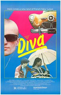 Diva Moive Poster