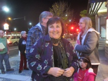 Lori Dair, an early important leader of Friends of Cerrito Theater.