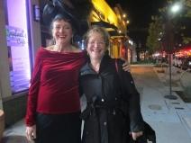 Melissa Hatheway and Ann Lehman