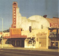 Cerrito Theater in 1969