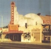 Cerrito Theater in 1969
