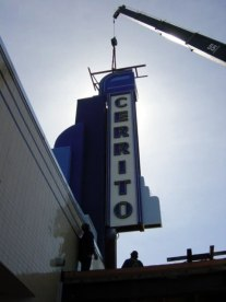 The new marquee