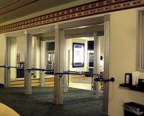 Theater's new lobby.
