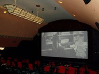 New upstairs theater