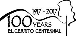 El Cerrito Centennial logo 250