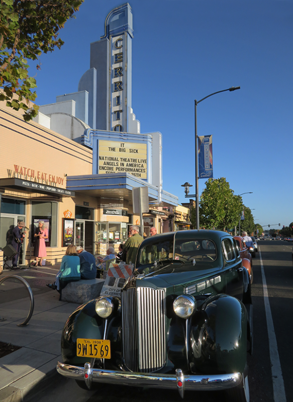 Dave Weinstein - Packard Six, 1938 (2)